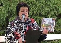 Цветаевский костер в Елабуге 2018
